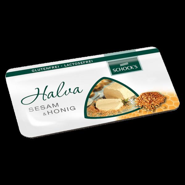 Schock's Sesam Honig Halva