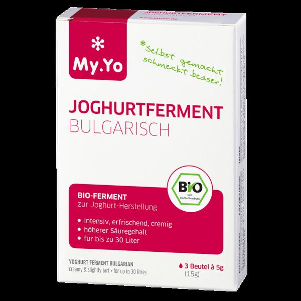MyYo Bio Joghurtferment bulgarisch