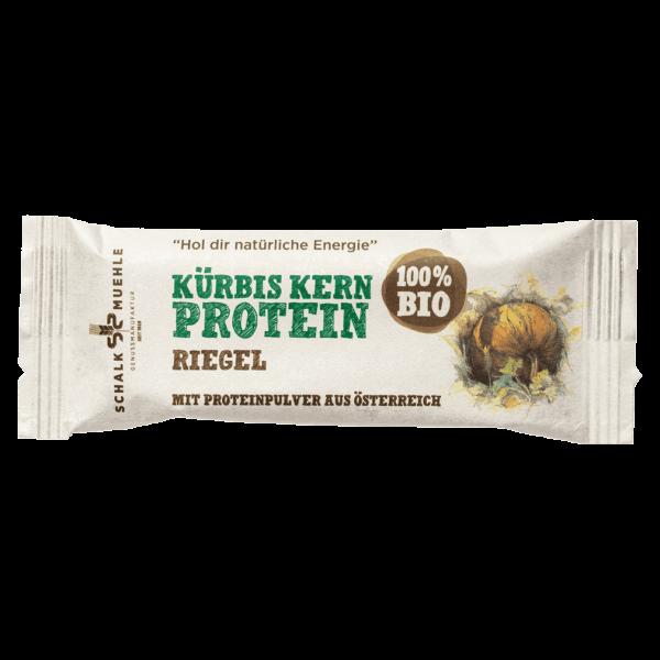 Schalk Mühle Bio Protein Riegel Kürbis Kern