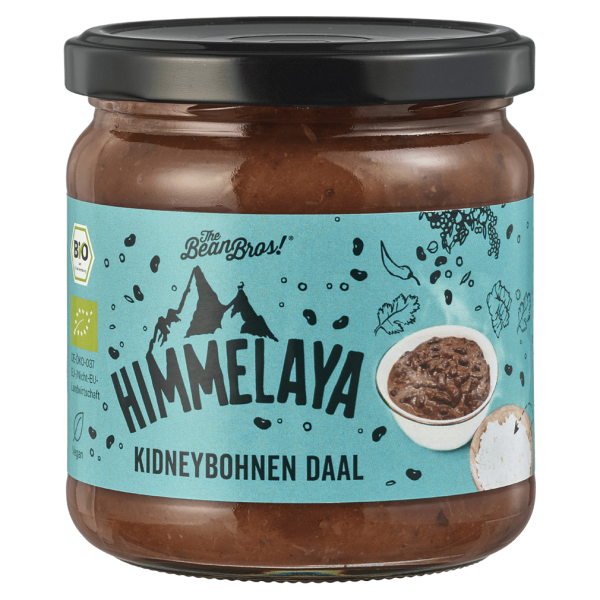 The Bean Bros! Bio Himmelaya, Kidneybohnen Daal