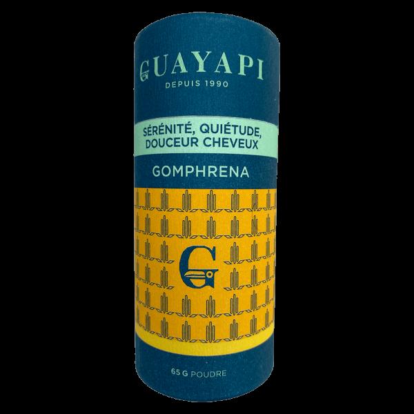 Guayapi Gomphrena Pulver