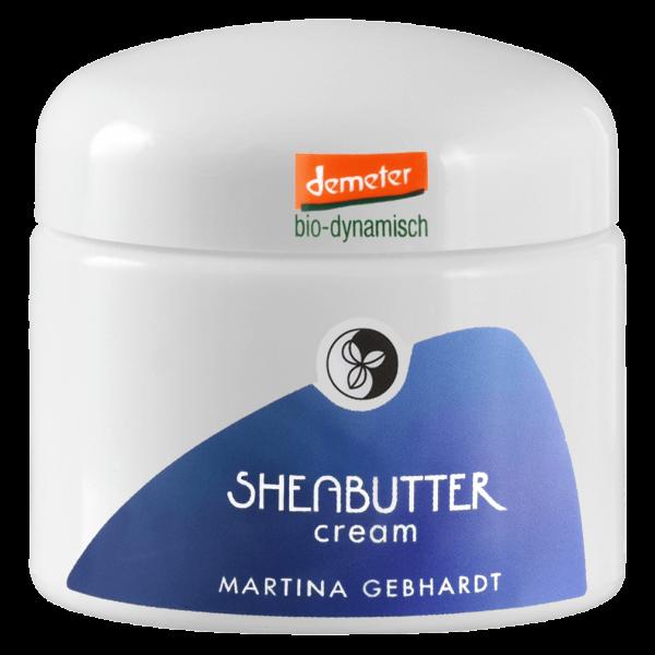 Martina Gebhardt Sheabutter Cream