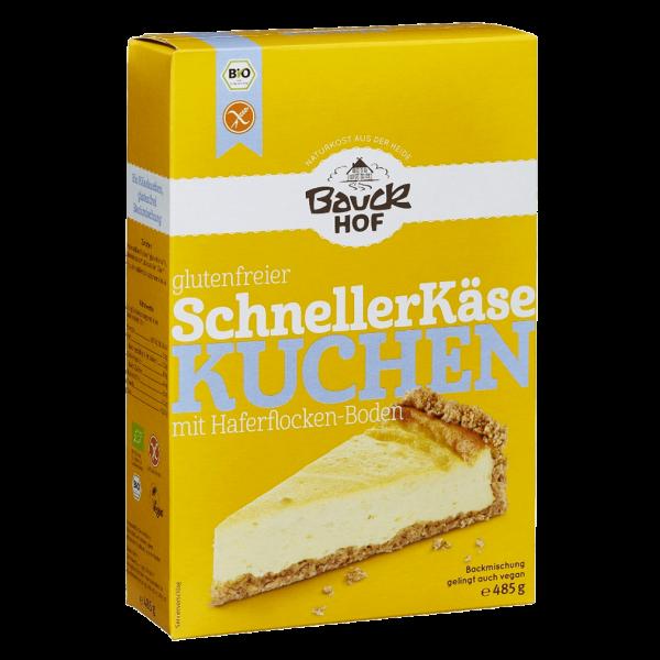 Bauckhof  Bio Käsekuchen