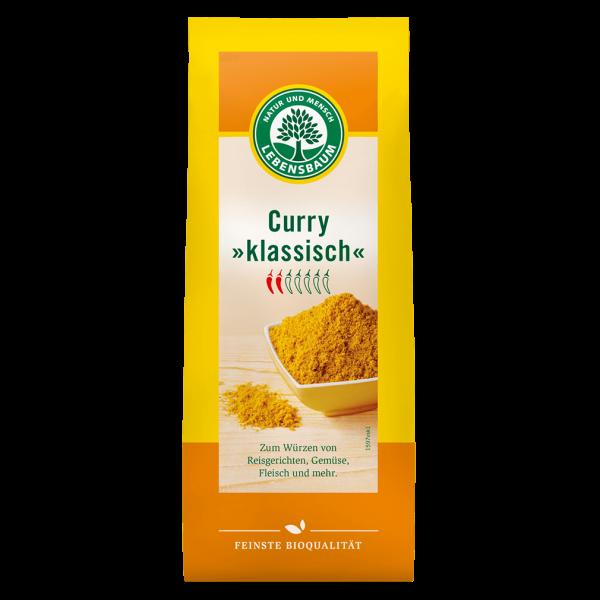 Lebensbaum Bio Curry klassisch, 50g