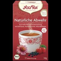 Yogi Tea Bio Natürliche Abwehr