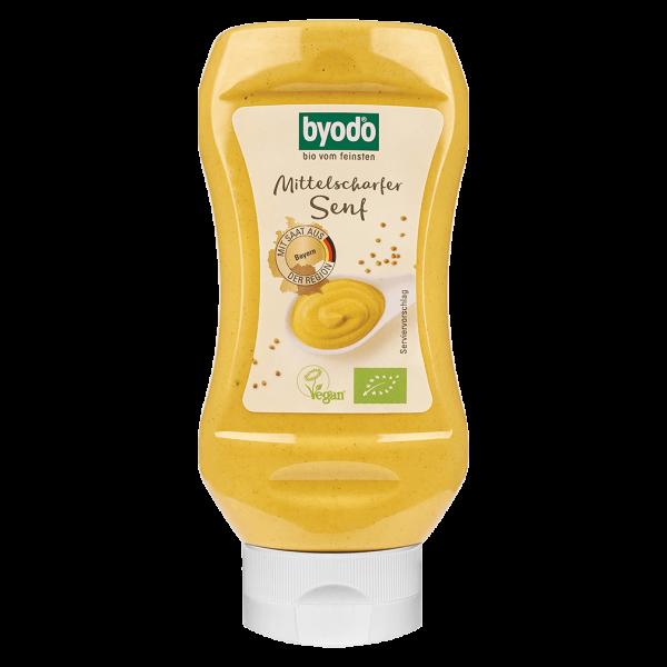 byodo Bio Mittelscharfer Senf