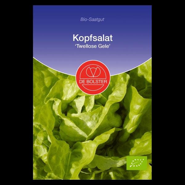 DE Bolster Bio Kopfsalat, Twellose Gele