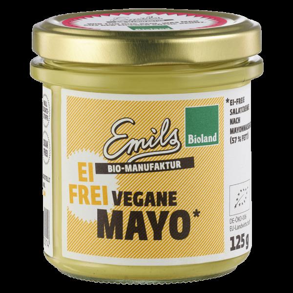 Emils Bio Vegane Mayo, 125g