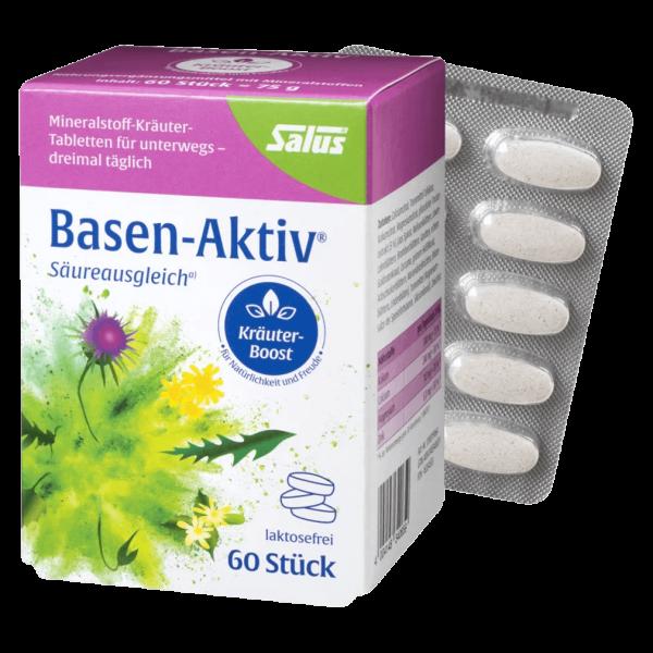 Salus Basen-Aktiv Tabletten