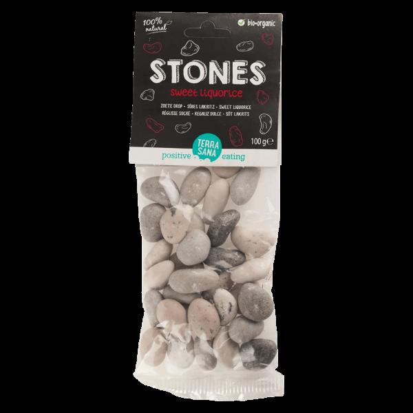 TerraSana Bio Lakritz Stones süß