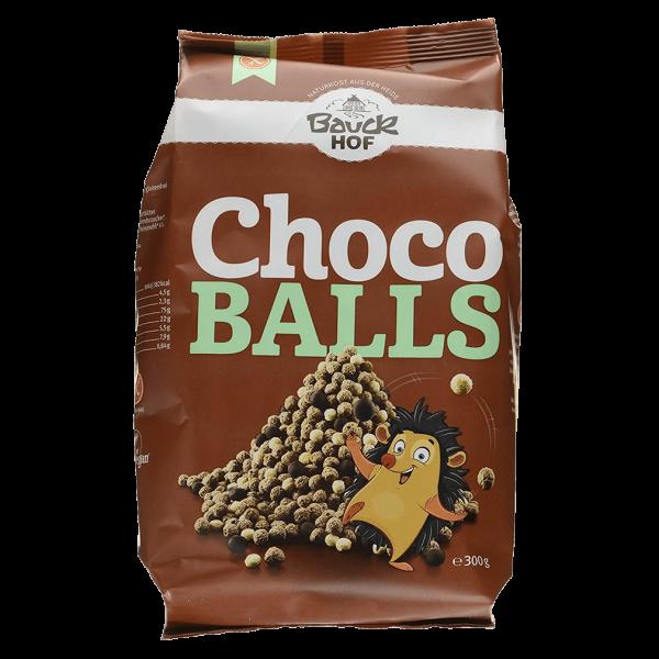 Bauckhof  Bio Choco Balls 300g, glutenfrei