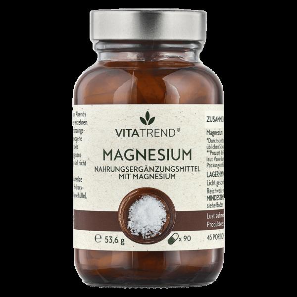 vitatrend Magnesium Kapseln