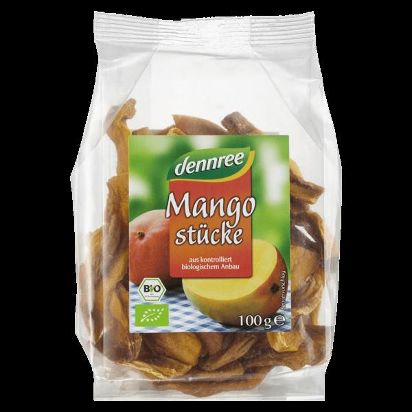 dennree Bio Mangostücke