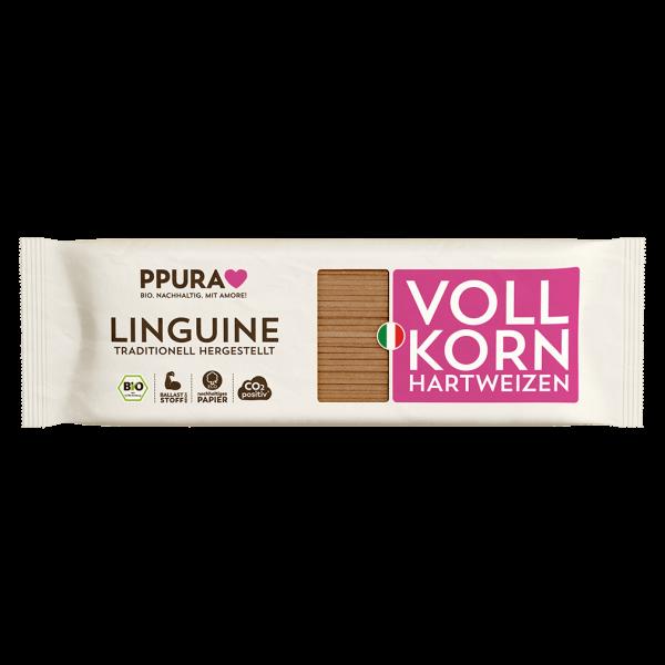 PPura Bio Linguine, Hartweizen Vollkorn