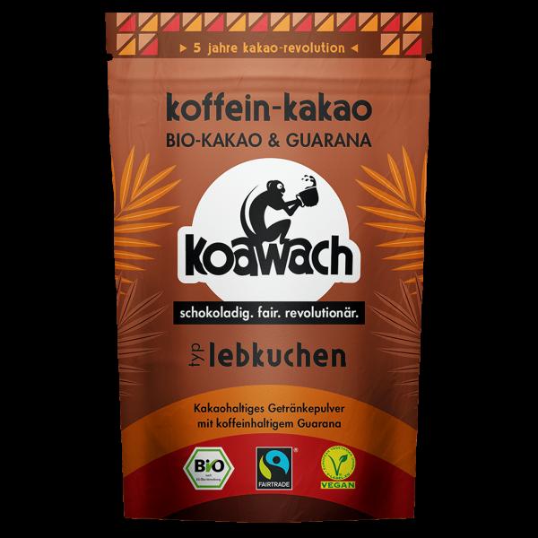 koawach Bio Kakao typ Lebkuchen