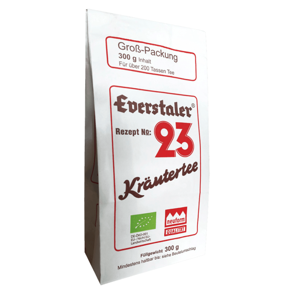 Everstaler Bio Kräutertee Rezept No. 23