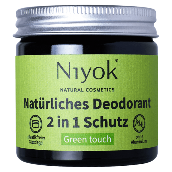 Niyok Deodorant 2in1 Green Touch