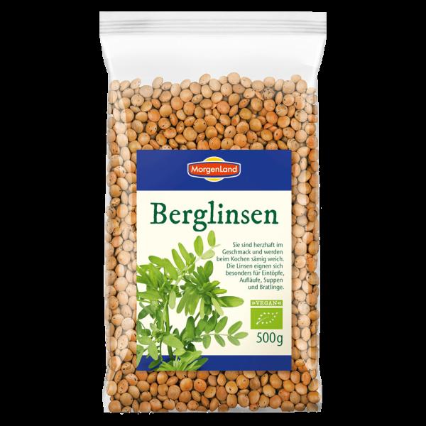 MorgenLand Bio Berglinsen