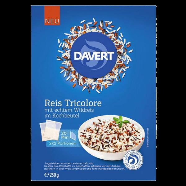 Davert Bio Reis Tricolore, 250g