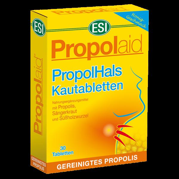 ESI Propolaid, PropolHals Kautabletten 30Stk