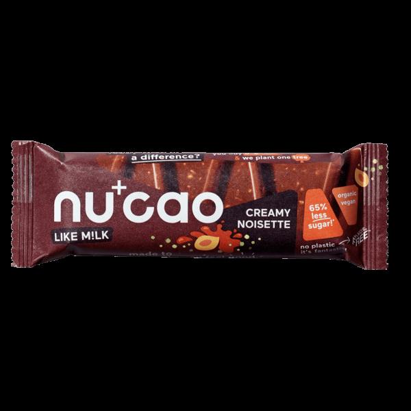 Nucao Bio Creamy Noisette Riegel