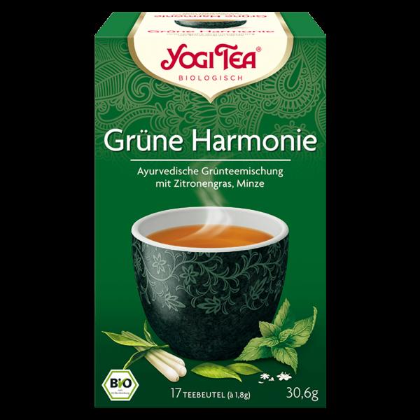 Yogi Tea Grüne Harmonie Tee (17 Fb), bio
