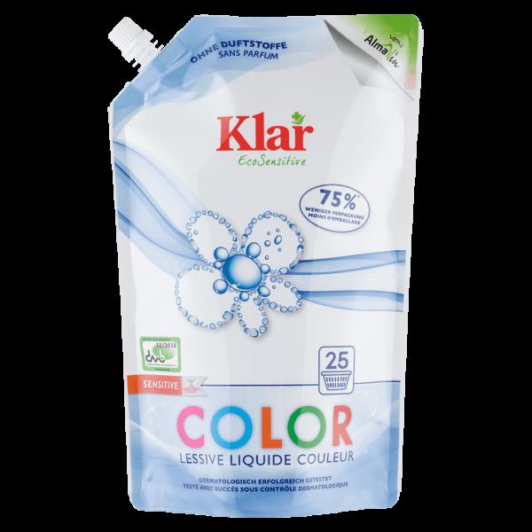 Klar Color Waschmittel flüssig