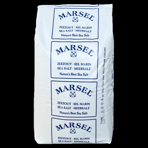 Marsel Premium Meersalz, feinkörnig, 25kg