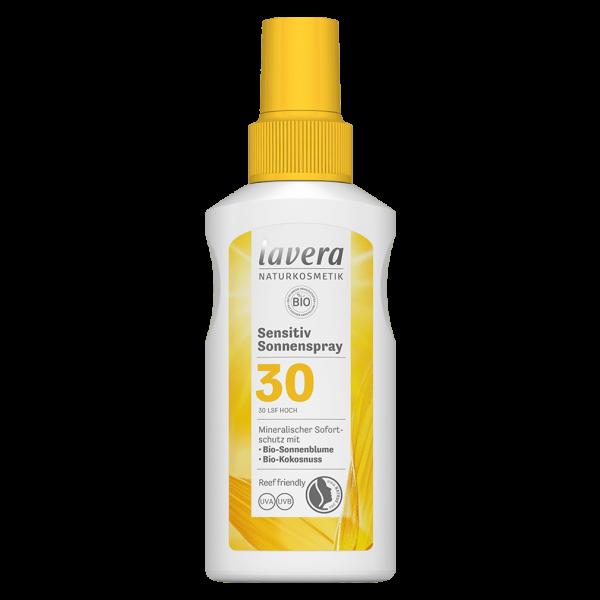 Lavera Sonnenspray Sensitiv LSF 30