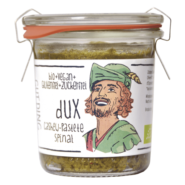 Bio Cashew-Pastete Dux