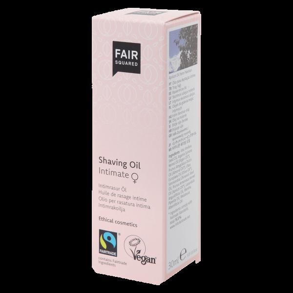FAIR SQUARED Shaving Oil Intimate