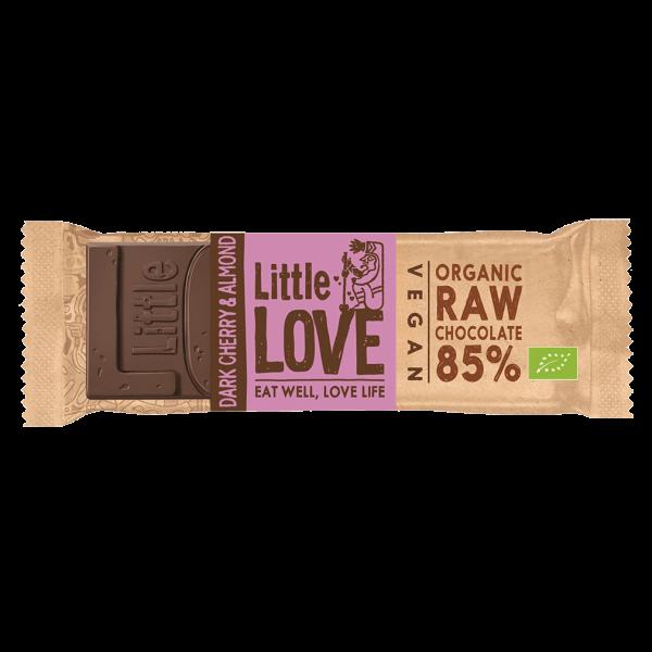 Bio Little Love Dark Cherry & Almond MHD 29.11.2019