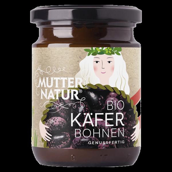 Mutter Natur Bio Käfer Bohnen
