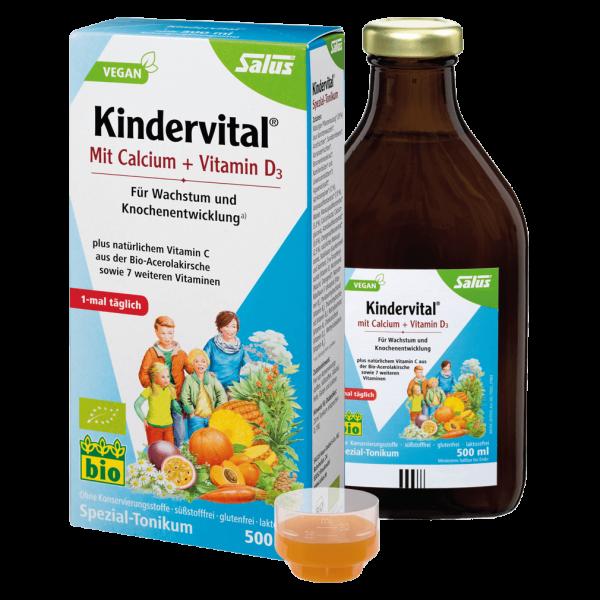 Salus Bio Kindervital Spezial-Tonikum 500 ml