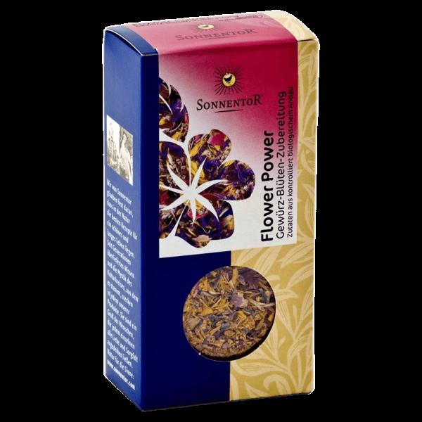 Sonnentor Bio Flower Power Gewürz-Blüten-Zubereitung, 35g