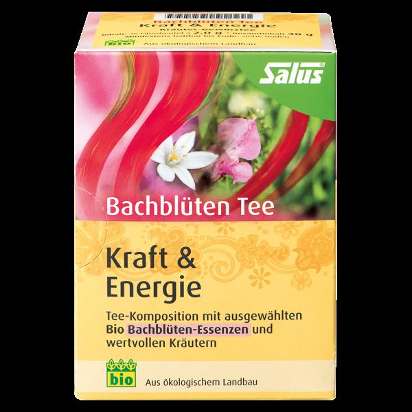 """Bio Bachblüten Tee """"Kraft & Energie"""", 15Btl"""