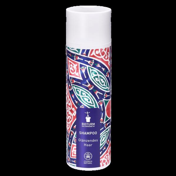 Bioturm Naturkosmetik Shampoo Glänzendes Haar, 200ml