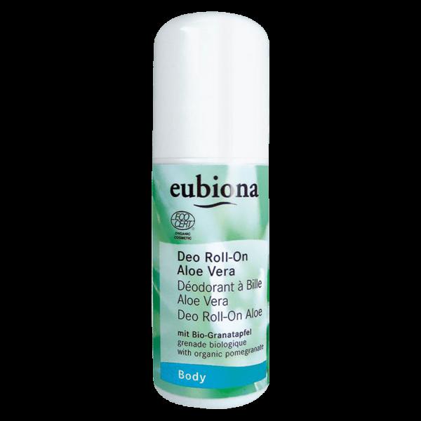 Eubiona Deo-Roller Aloe Vera