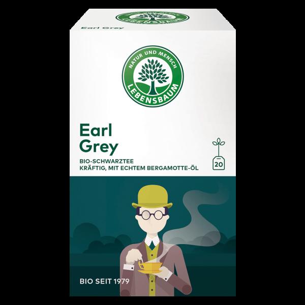 Lebensbaum Bio Earl Grey Tee, 40g