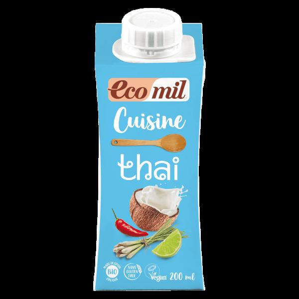 EcoMil Bio Cuisine Thai, Kokosbasis