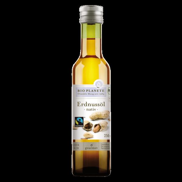 Bio Planète – Ölmühle Moog GmbH Bio Erdnussöl nativ