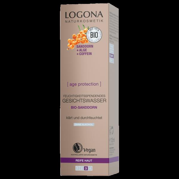 Logona Age Protection Gesichtswasser, 150ml