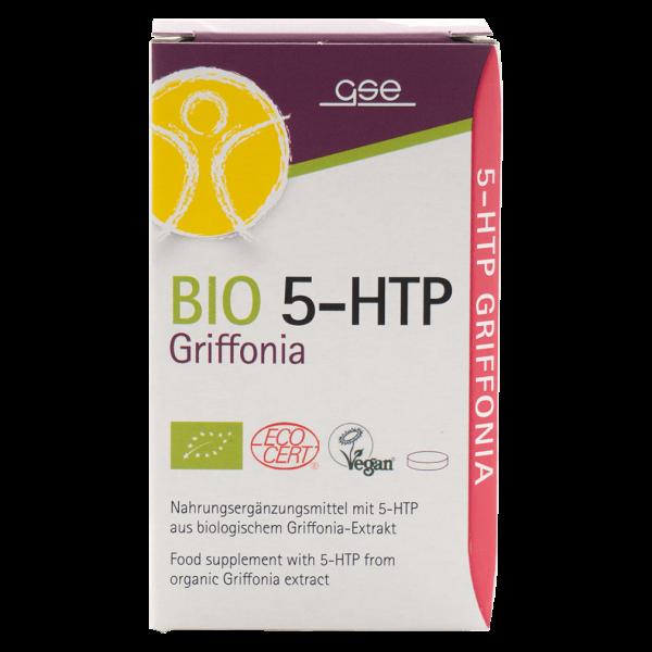 GSE Bio 5-HTP Griffonia Tabletten