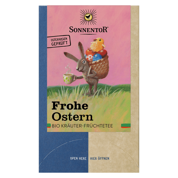 Sonnentor Frohe Ostern Bio Tee
