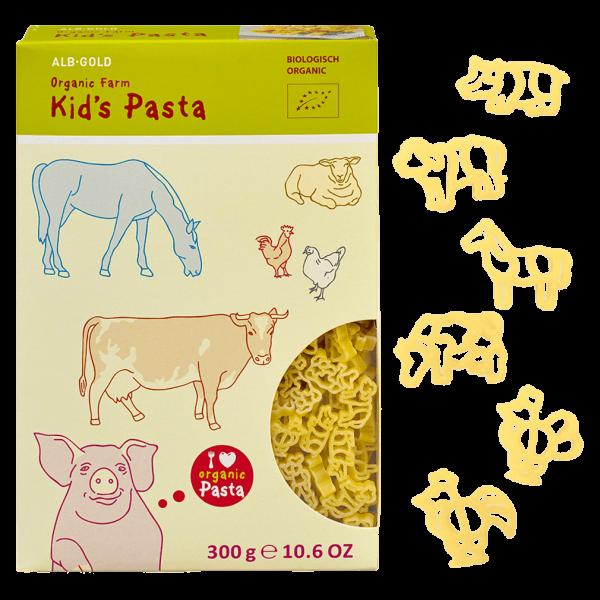 Alb-Gold Bio Kid´s Pasta Farm