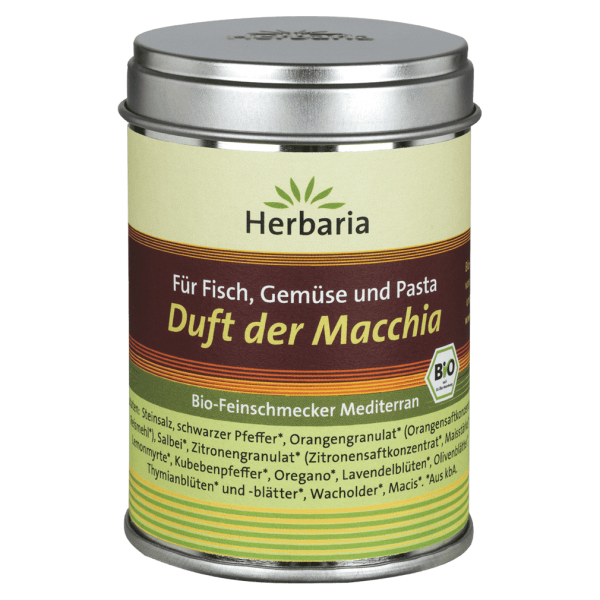 Herbaria Bio Duft der Macchia