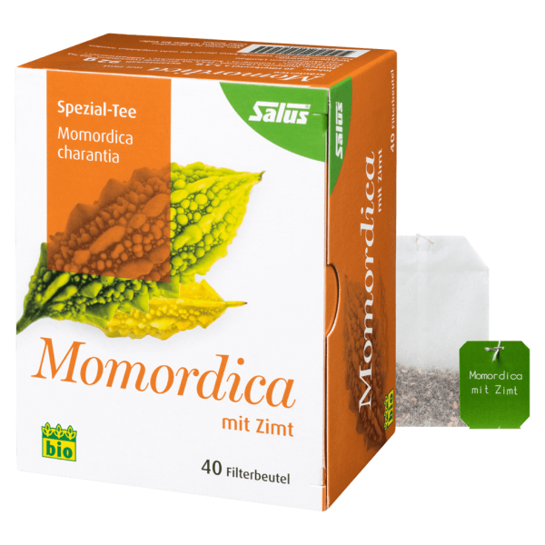 Salus Bio Momordica Tee mit Zimt