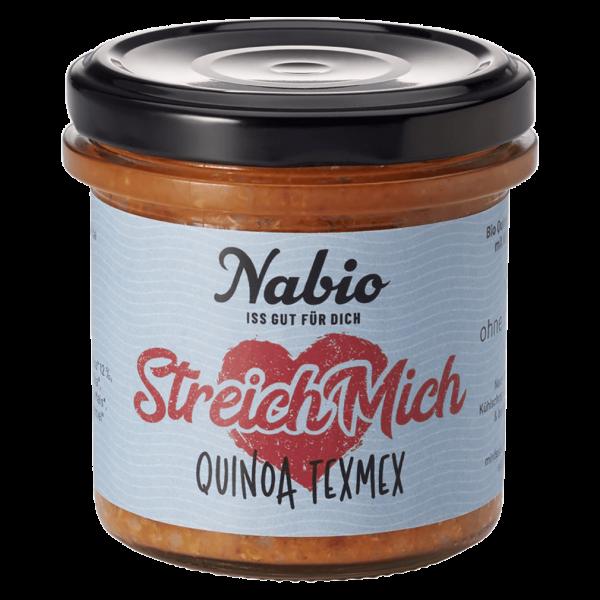 NAbio Bio StreichMich Tex Mex Quinoa Aufstrich
