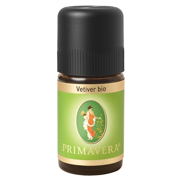 Primavera Vetiver bio, 5 ml