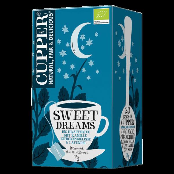 Cupper Bio Sweet Dreams Tee, 20Btl.